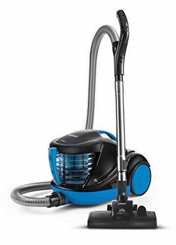Polti Forzaspira Lecologico Aqua Allergy Turbo Care Aspirador Agua sin Bolsa, Función Turbo, Filtro Hepa H13, 2 turbo cepillos, 850 W, 1 Liter, Negro, Azul