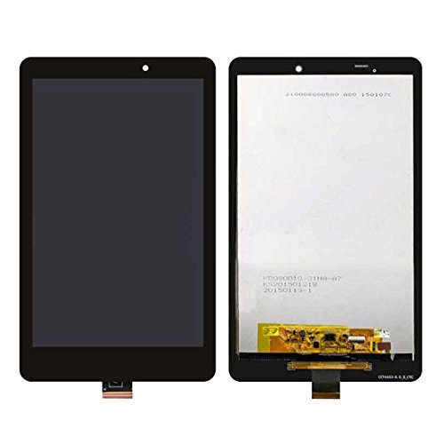 un known IPartsBuy for Acer Iconia Tab 8 A1-840 LCD Screen + Touch Screen Digitizer Assembly Accessory Circuit Component (SKU : SP0265BL)