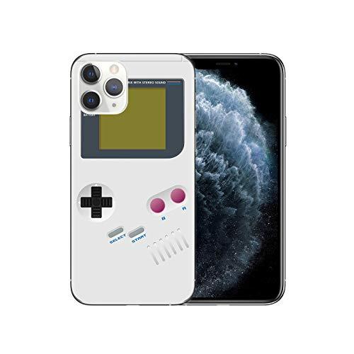 Cámara de cinta vintage Gameboy teléfono caso ForiPhone 12 11 Pro Max Mini X XR XS 6 6S 7 8 Plus SE 2020 suave TPU caso parachoques