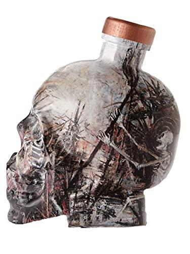 Crystal Head Crystal Head Vodka John Alexander Artist Series 40% Vol. 0,7l in Giftbox - 700 ml