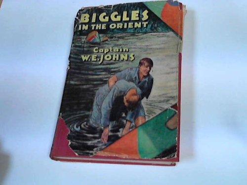 Biggles In The Orient
