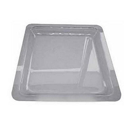 Plaque leche frites en verre 445x324mm pour Fours - Cuisinieres SAUTER