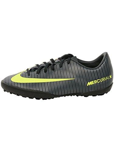 Nike 852487-376, Botas de fútbol Unisex Adulto, Verde (Seaweed/Volt/hasta/White), 38.5 EU