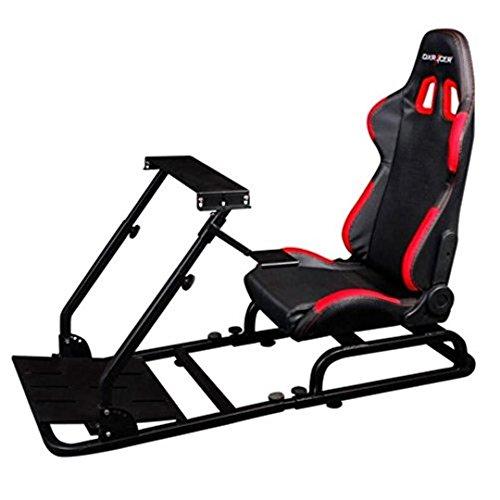 DXRacer PS/COMBO/300 Silla Gaming Negro Rojo
