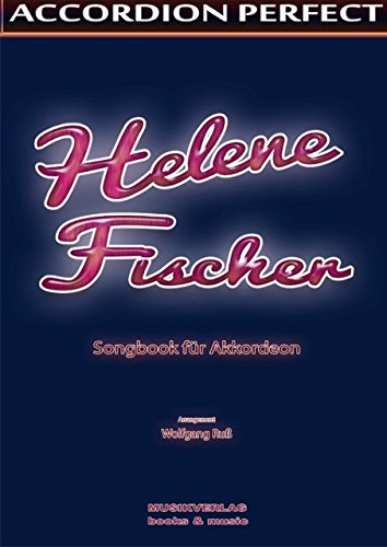 SONGBOOK - arrangiert für Akkordeon [Noten / Sheetmusic] Komponist: FISCHER HELENE