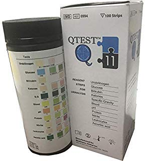 CYBOW 11 Series Reagent Strips for Urinalysis by Generic