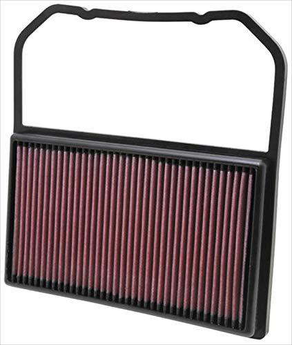 K&N 33-2994 Motorluftfilter: Hochleistung, Prämie, Abwaschbar, Ersatzfilter, Erhöhte Leistung, 2012-2019 (Mii, Ibiza V, Citigo, Fabia, Up, Polo)