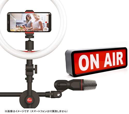 ユーチューバー撮影キット クリエイター向け動画撮影 Alfoto AF-99 YouTube,生放送,動画配信をサポート!