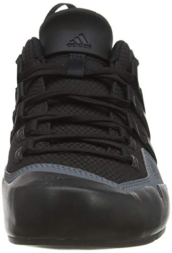 adidas Terrex Swift Solo, Zapatillas de Deporte Exterior Hombre, Negro (Black/Black/Lead 0), 44 EU