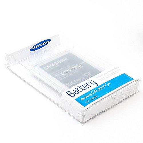Genuine Samsung batteria Li-Ion per Samsung Galaxy S4 (GT-I9500) (EB-B600BEBEGWW) - BLISTER