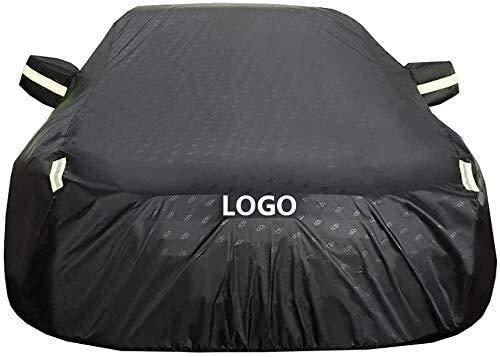 Compatible con la cubierta de automóviles con la cubierta del coche Audi A3 |Todo el clima Protección impermeable contra la lluvia Viento del viento Sun UV |Indoortoutdoor (Tamaño: 2010 Sportback)