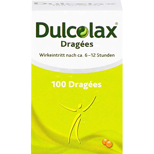 DULCOLAX Dragees magensaftresistente Tabletten 100 St
