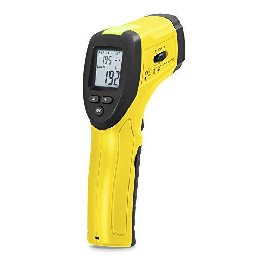 TROTEC BP17 Infrarot Thermometer, Pyrometer, Temperaturmessgerät -50 °C bis +380 °C