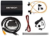 DENSION Gateway 500S BT GW52MO1 (iPhone + iPod + USB + AUX + Bluetooth) für Audi, BMW, Mercedes &...
