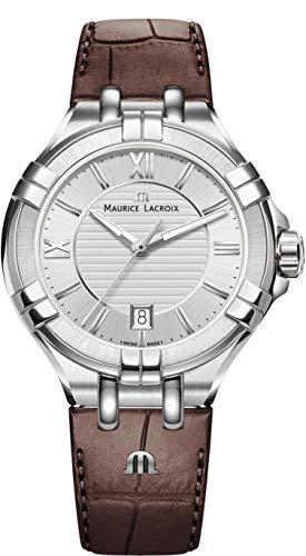 Maurice Lacroix AIKON AI1004-SS001-130-1 Dameshorloge Swiss Made