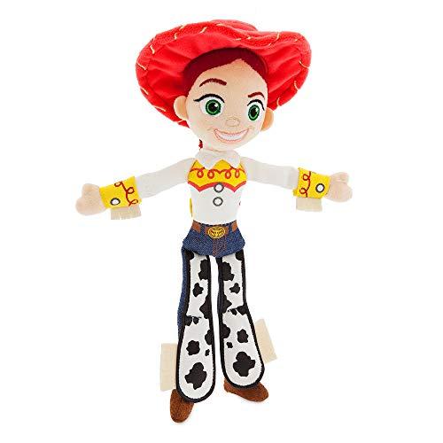 Disney Jessie Plush – Toy Story 4 – Mini Bean Bag – 11 Inch