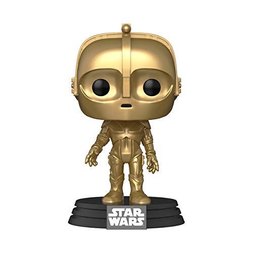 Funko- Pop Star Wars Concept C-3PO Juguete coleccionable, Multicolor (50110)
