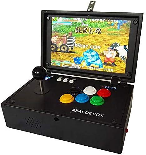MEANS Arcade Spiele Game Joystick Spielkonsole Home Arcade Konsole 1388 in 1 Pandora Box 5S 1280x720 HD Support PC PS Game