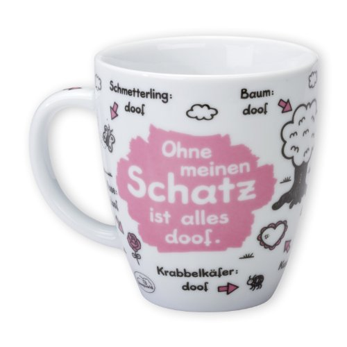 Sheepworld 42622 Tasse