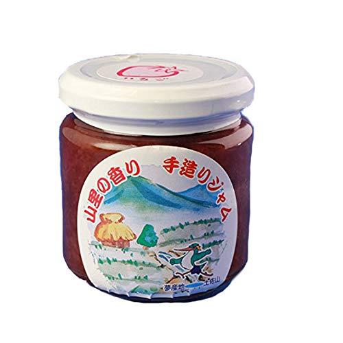 いちごジャム 200g×5瓶 猪谷農産 着色料・保存料不使用 イチゴの風味が際立つ手作りジャム パンに、ケーキに、ヨーグルトにどうぞ