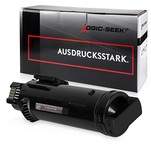 Logic-Seek Toner kompatibel mit Xerox Phaser 6510DN 6510DNI 6510N 6510 WorkCentre 6515DN 6515DNI 6515N - Schwarz 5.500 Seiten