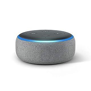 Echo Dot (3ª generazione) - Altoparlante intelligente con integrazione Alexa - Tessuto grigio mélange (B07PDHSPYD) | Amazon price tracker / tracking, Amazon price history charts, Amazon price watches, Amazon price drop alerts