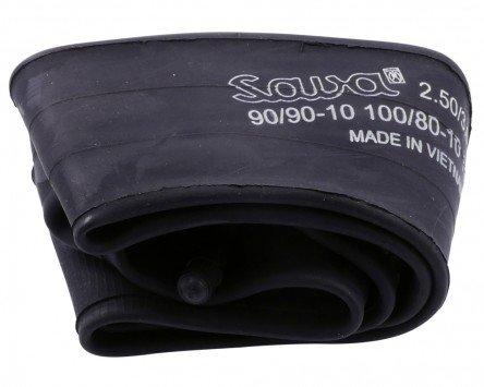 Schlauch für Reifen 2.50/3.00/3.50-10 90 Grad Ventil