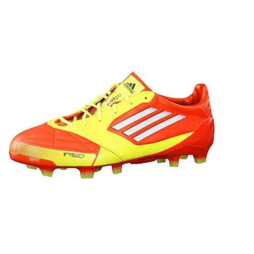 adidas F50 Adizero TRX - Botas de fútbol, Cuero, 6 UK 🔥