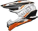 Shoei VFX-EVO Allegiant Men's Off-Road Motorcycle Helmet - TC-8 / Large