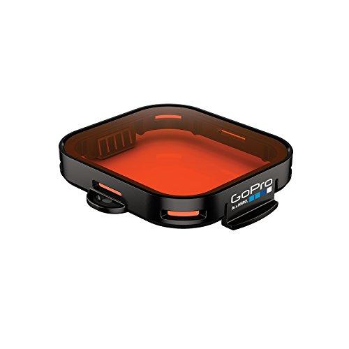 GoPro Roter Tauchfilter (geeignet für Tauch und Armbandgehäuse)