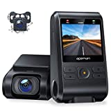 Best Car Cameras - APEMAN Dual Dash Cam C550, 1080P Front Review