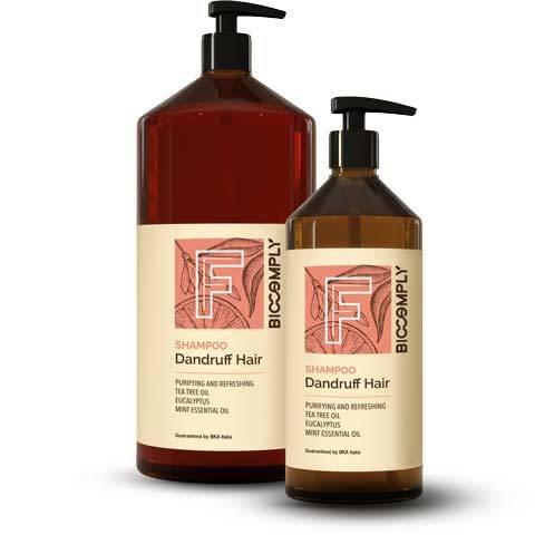 biocomply Shampoo Dandruff 1000ml