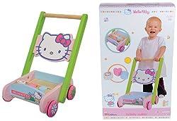 Eichhorn Lauflernwagen Hello Kitty ab 12 Monaten