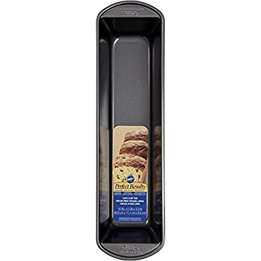 Wilton Bread Loaf Pan, Extra Long - 16 x 4.5-Inch
