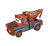 Carrera- GO Plus The Movie, Pixar Coche Miniatura Disney Cars-Mater, Color marrón (20061183)