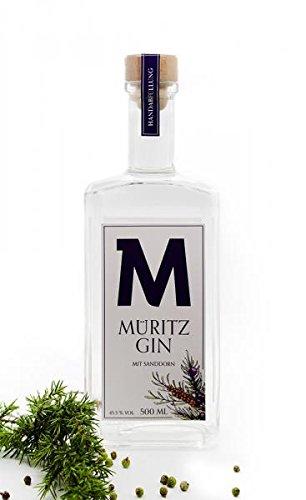 GIN aus der Müritz 200 ml 45,5 % VOL