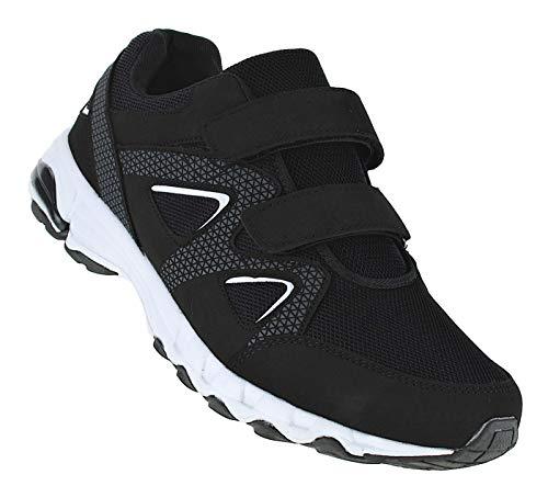 Bootsland 700 Klett Übergröße Turnschuhe Sneaker Sportschuhe Laufschuhe, Schuhgröße:49