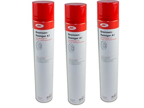 Bremsenreiniger EAN: 4043981146684 A1 JMC 3 Stück à 750 ml 2,25 Liter