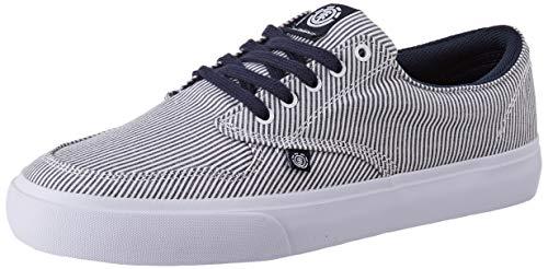 Element Herren Sneaker, Weiß (Stripes 1252), 42 EU