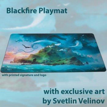 ADC Blackfire Entertainment BFPM403518 - Alfombra de Juegos Ultrafina (2 mm)