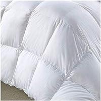 COTTON artean EDREDON NORDICO 92% Plumon Densidad 275 gr/m² Mod. Toronto Cama DE 150 (240 Ancho X 220 Largo) Tejido PERCAL algodón.