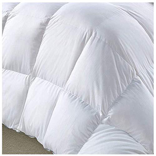 COTTON ARTean EDREDON NORDICO 92% Plumon Densidad 275 gr/m² Mod. Toronto Cama DE 90 (150 Ancho X 220 Largo) Tejido PERCAL algodón.