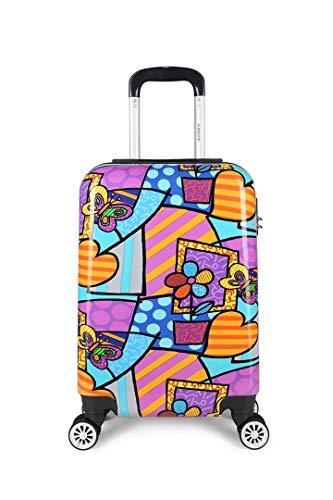 Decent Forenza Handbagage Koffer 55 Heart