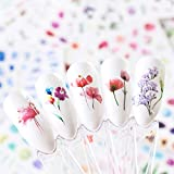 Zoom IMG-1 adesivi floreali per nail art