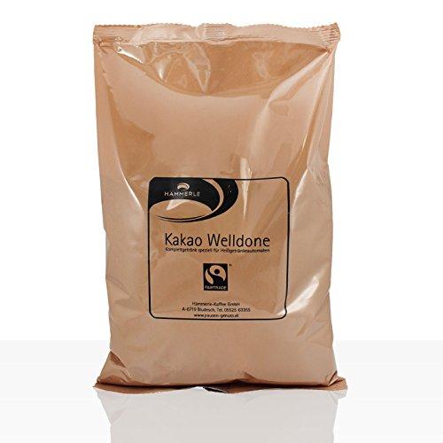 Hämmerle Kakao Welldone Fairtrade 1kg