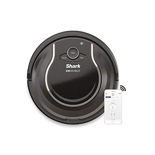 Shark RV750_N ION Robot Vacuum Cleaner Wi-Fi Automatic (Renewed)