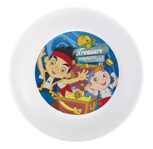 Jake and the Never Land Pirates 5.5 Bowl by Zak Designs