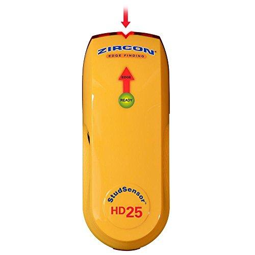 Zircon Corporation StudSensor HD25 Stud Finder (2 packs)