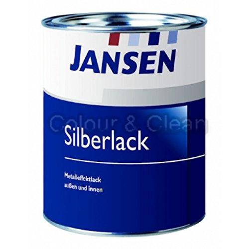 JANSEN Silberlack 375ml