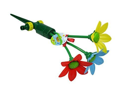 Lustige Sprinkler-Blume Garden Kids (im Display)